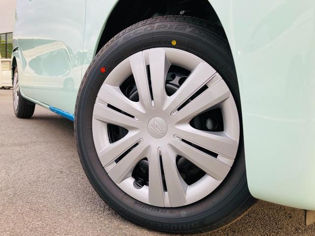 L 届出済み未使用車/衝突軽減ブレーキ/横滑り防止装置/アイドリングストップ/パーキングソナー/ヘッドライトレベライザー/マニュアルエアコン/LEDヘッドライト/電動格納ミラー/キーレスキー(19枚目)