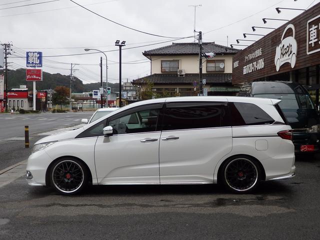 「ホンダ」「オデッセイ」「ミニバン・ワンボックス」「福島県」の中古車4