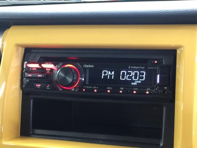 【USB・CD・AUX接続オーディオ (GCZ215)】