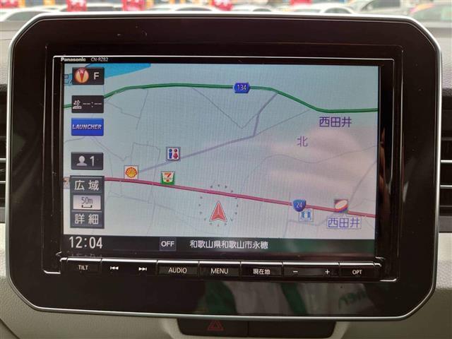 「スズキ」「イグニス」「SUV・クロカン」「和歌山県」の中古車7