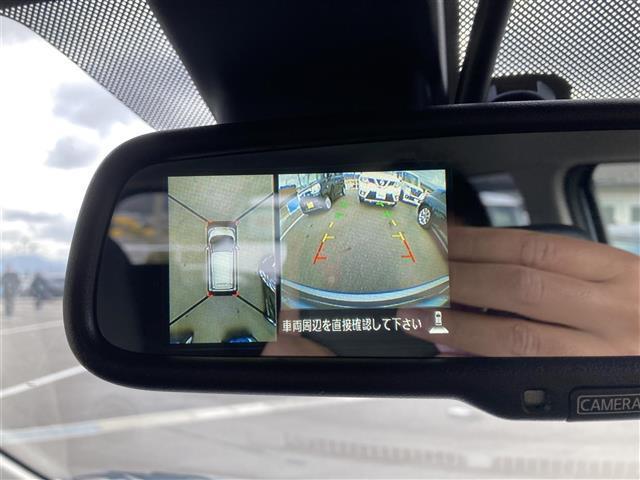 ハイウェイスター Gターボ 純正メモリナビ MC315D-W ワンセグ CD DVD SD BT AUX アラウンドビューモニター 衝突被害軽減ブレーキ  革巻きステアリング 純正15インチAW 純正フロアマット LED(19枚目)