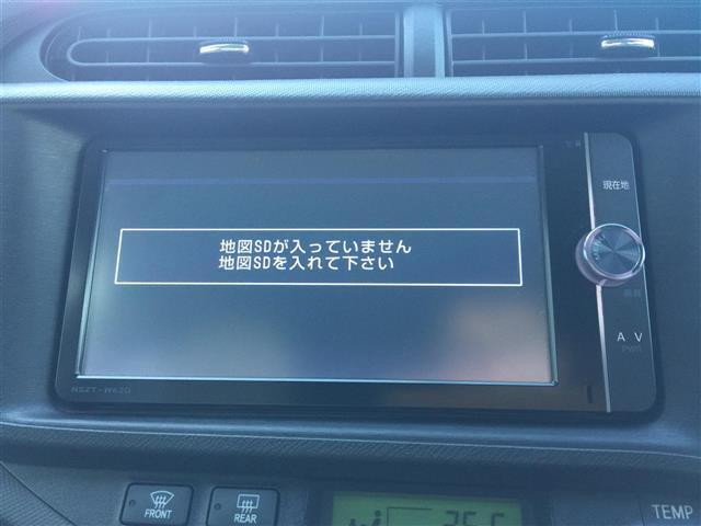 S 純正SDナビ バックカメラ LEDヘッドライト シートヒーター プッシュスタート(4枚目)
