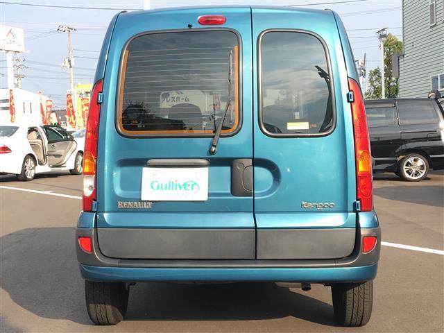 「ルノー」「ルノー カングー」「ミニバン・ワンボックス」「愛媛県」の中古車9