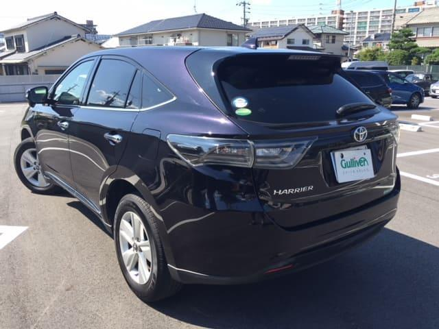 「トヨタ」「ハリアー」「SUV・クロカン」「愛媛県」の中古車7