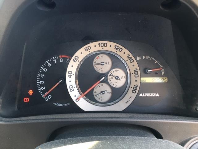 RS200 Zエディション 6MT タイミングベルト交換済(8枚目)