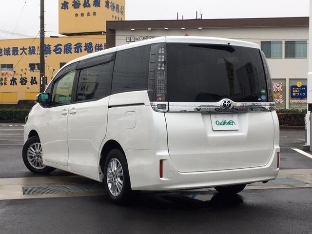 「トヨタ」「ヴォクシー」「ミニバン・ワンボックス」「愛媛県」の中古車2