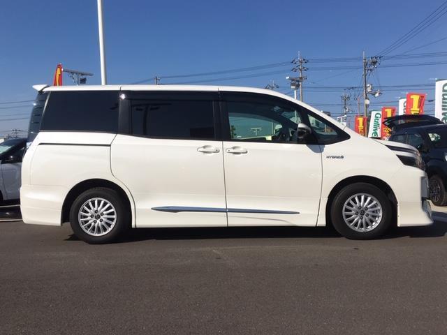 「トヨタ」「ヴォクシー」「ミニバン・ワンボックス」「愛媛県」の中古車7