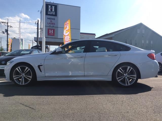 「BMW」「4シリーズ」「セダン」「愛媛県」の中古車5