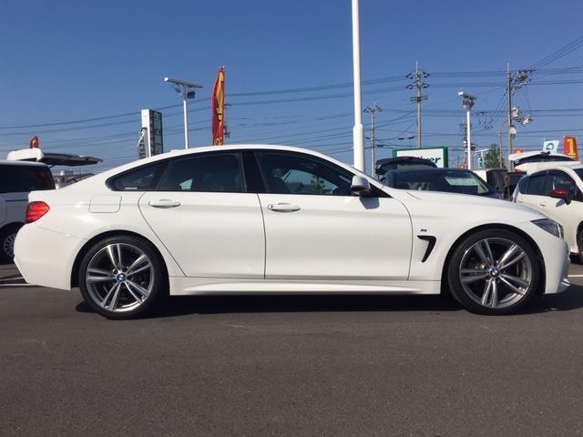 「BMW」「4シリーズ」「セダン」「愛媛県」の中古車7