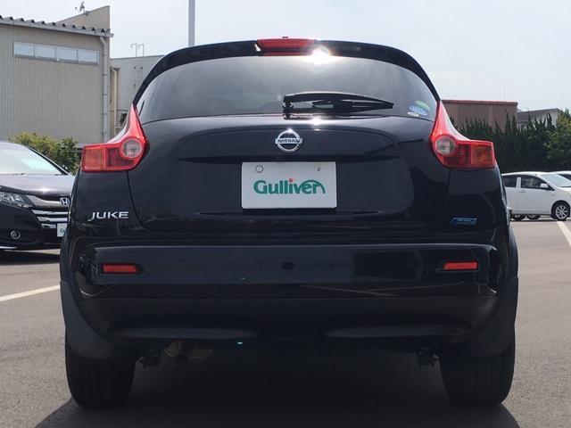 「日産」「ジューク」「SUV・クロカン」「愛媛県」の中古車6