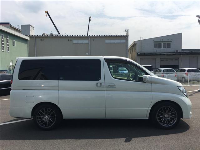 「日産」「エルグランド」「ミニバン・ワンボックス」「愛媛県」の中古車6
