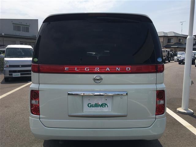 「日産」「エルグランド」「ミニバン・ワンボックス」「愛媛県」の中古車7