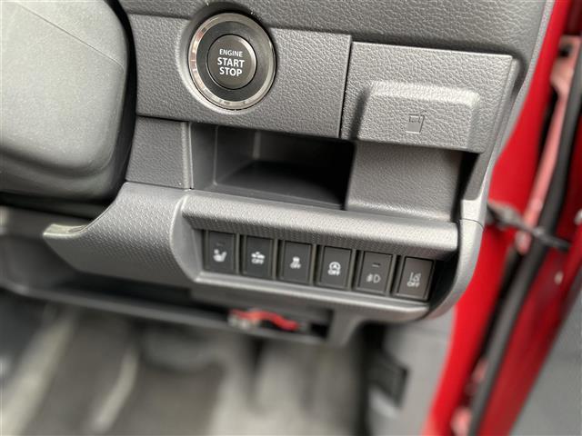 JスタイルII スマートキー プッシュスタート 純正メモリナビ CD DVD SD FM AM BT ステアリングスイッチ 前席シートヒーター アイドリングストップ ウインカーミラー(8枚目)