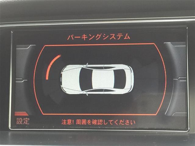 3.2FSIクワトロ 純正ナビ AM FM CD ETC コーナーセンサー プッシュスタート スマートキー スペアキー レザーシート メモリーシート シートヒーター クルーズコントロール MTモード付AT(5枚目)