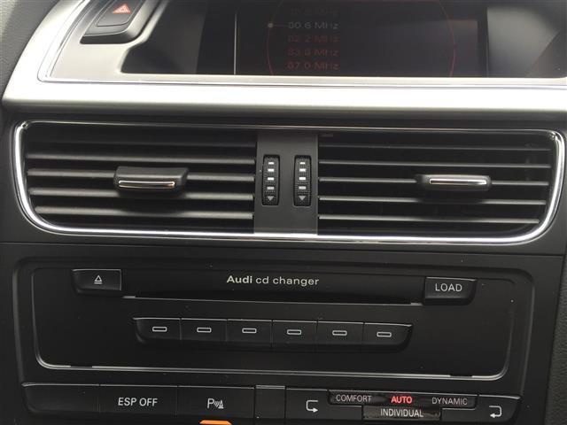3.2FSIクワトロ 純正ナビ AM FM CD ETC コーナーセンサー プッシュスタート スマートキー スペアキー レザーシート メモリーシート シートヒーター クルーズコントロール MTモード付AT(9枚目)