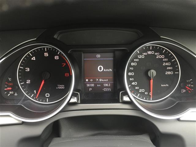 3.2FSIクワトロ 純正ナビ AM FM CD ETC コーナーセンサー プッシュスタート スマートキー スペアキー レザーシート メモリーシート シートヒーター クルーズコントロール MTモード付AT(10枚目)