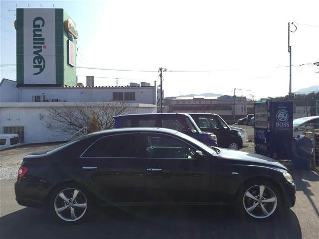「トヨタ」「マークX」「セダン」「長崎県」の中古車10