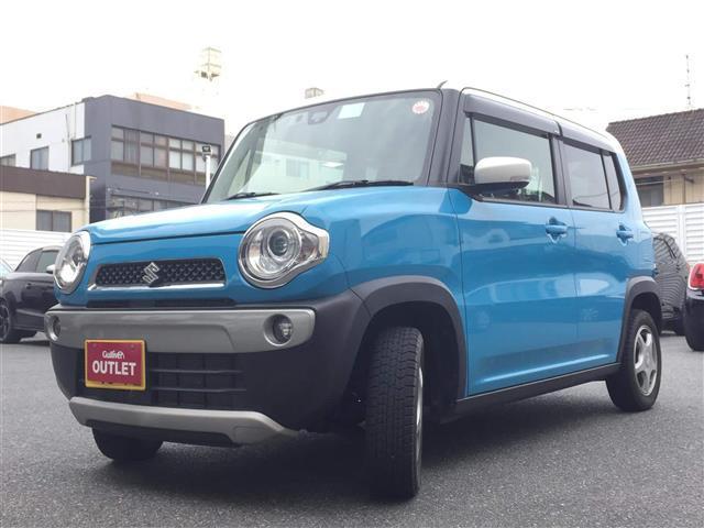 「スズキ」「ハスラー」「コンパクトカー」「長崎県」の中古車10