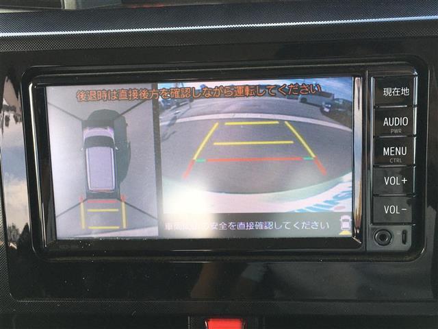 G スマートキー プッシュスタート 電動格納ミラー 社外フロアマット 純正ナビ・ワンセグTV・Bluetooth機能付き 全方位カメラ アイドリングストップ クルーズコントロール 両側パワースライドドア(5枚目)