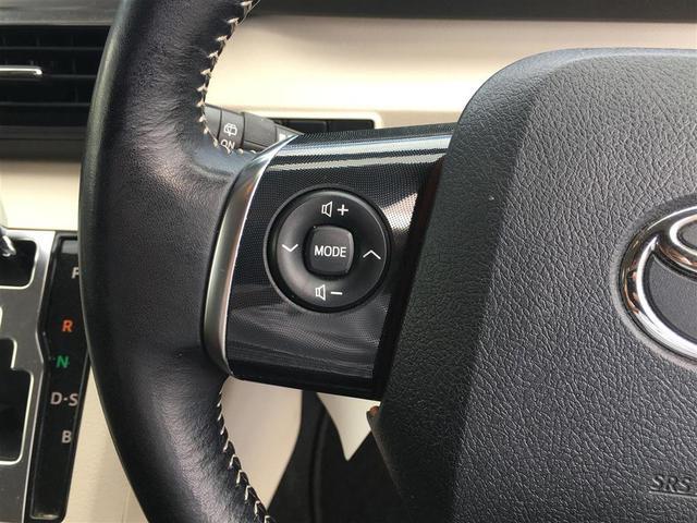 G 両側パワースライドドア 社外ナビ フルセグテレビ Bluetooth バックカメラ アイドリングストップ 革ステアリング ETC 三列シート アルミホイール 横滑り防止(24枚目)