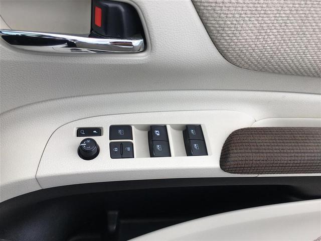G 両側パワースライドドア 社外ナビ フルセグテレビ Bluetooth バックカメラ アイドリングストップ 革ステアリング ETC 三列シート アルミホイール 横滑り防止(27枚目)