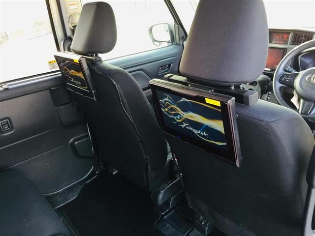 X S 衝突軽減ブレーキ 社外ナビ フルセグテレビ Bluetooth バックカメラ 後席用モニター コーナーセンサー LEDヘッドライト オートライト サンシェード スマートキー アイドリングストップ(26枚目)