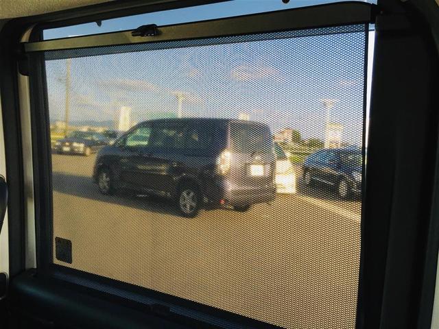 X S 衝突軽減ブレーキ 社外ナビ フルセグテレビ Bluetooth バックカメラ 後席用モニター コーナーセンサー LEDヘッドライト オートライト サンシェード スマートキー アイドリングストップ(34枚目)