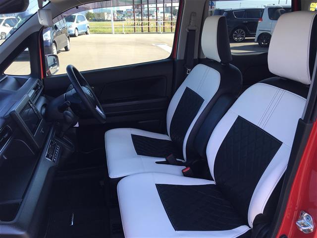 ハイブリッドXS アルパインナビ フルセグテレビ Bluetooth バックカメラ 衝突軽減ブレーキ シートヒーター 革調シートカバー オートライト ステアリングスイッチ アイドリングストップ 純正14インチアルミ(14枚目)
