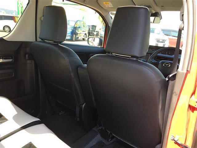 ハイブリッドXS アルパインナビ フルセグテレビ Bluetooth バックカメラ 衝突軽減ブレーキ シートヒーター 革調シートカバー オートライト ステアリングスイッチ アイドリングストップ 純正14インチアルミ(17枚目)