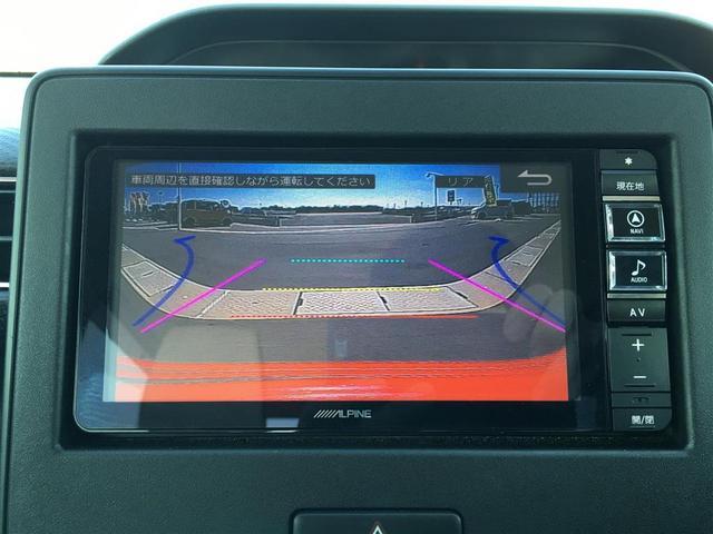 ハイブリッドXS アルパインナビ フルセグテレビ Bluetooth バックカメラ 衝突軽減ブレーキ シートヒーター 革調シートカバー オートライト ステアリングスイッチ アイドリングストップ 純正14インチアルミ(29枚目)