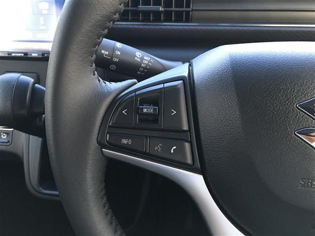 ハイブリッドFZ 社外ナビ DVD ワンセグテレビ スマートキー シートヒーター 後席傘立て オートエアコン アイドリングストップ 純正14インチアルミホイール(8枚目)