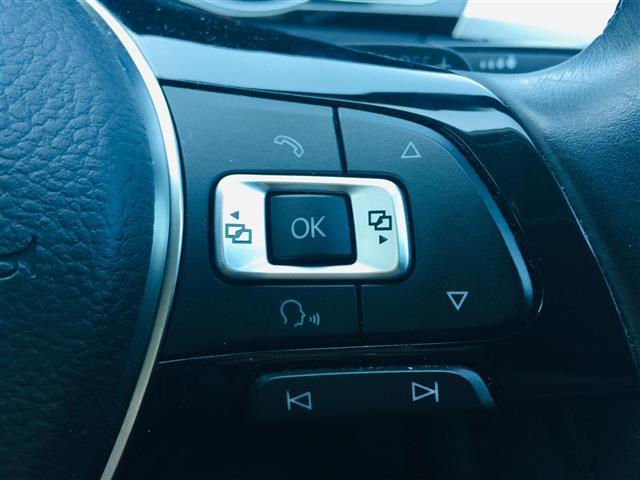 TSIコンフォートライン プリクラッシュブレーキ 純正ナビ Bluetooth バックカメラ レーダークルーズコントロール レーンチェンジアシスト パドルシフト コーナーセンサー LEDヘッドライト オートライト スマートキー(8枚目)