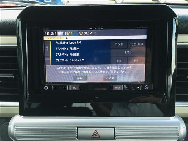 ハイブリッドMX 社外ナビ TV パドルシフト アイドリングストップ ヘッドライトレベライザー 純正16インチアルミホイール 純正フロアマット ETC(15枚目)