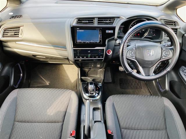 S ホンダセンシング 衝突軽減ブレーキ 誤発進抑制 純正ナビ テレビ Bluetooth バックカメラ アダプティブクルーズコントロール LEDヘッドライト パドルシフト アイドリングストップ エアロ  ETC(3枚目)