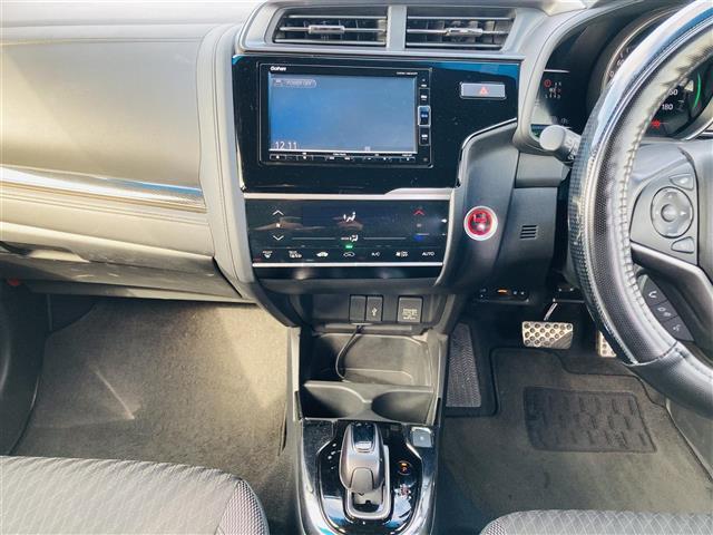 S ホンダセンシング 衝突軽減ブレーキ 誤発進抑制 純正ナビ テレビ Bluetooth バックカメラ アダプティブクルーズコントロール LEDヘッドライト パドルシフト アイドリングストップ エアロ  ETC(15枚目)