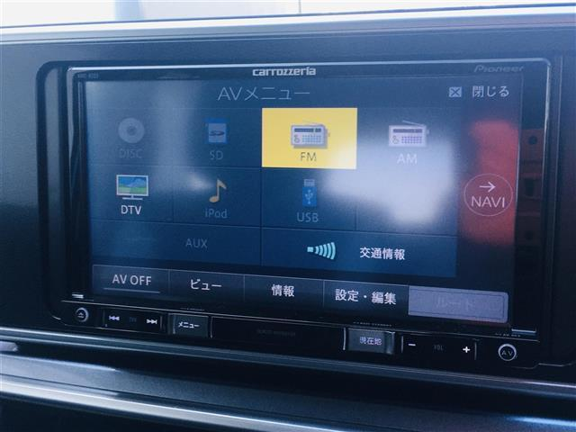 アクティバG SAII ワンオーナー 衝突被害軽減 7型ワイドナビ ワンセグテレビ CD スマートキー プッシュスタート LEDヘッドライト オートライト アイドリングストップ 純正15インチアルミホイール フロアマット(4枚目)