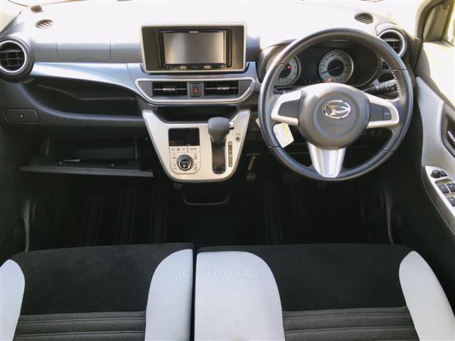 アクティバG SAII ワンオーナー 衝突被害軽減 7型ワイドナビ ワンセグテレビ CD スマートキー プッシュスタート LEDヘッドライト オートライト アイドリングストップ 純正15インチアルミホイール フロアマット(6枚目)