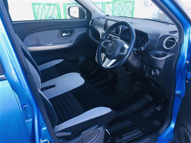 アクティバG SAII ワンオーナー 衝突被害軽減 7型ワイドナビ ワンセグテレビ CD スマートキー プッシュスタート LEDヘッドライト オートライト アイドリングストップ 純正15インチアルミホイール フロアマット(7枚目)