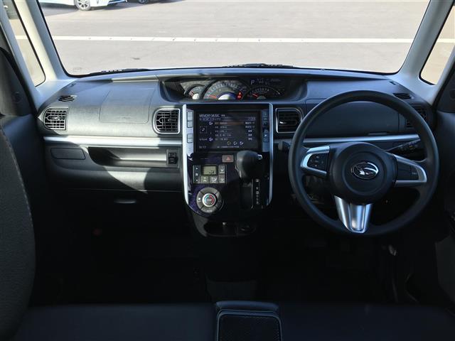 カスタムX トップエディションSAIII スマートアシストIII/純正8型メモリナビ/フルセグ/DVD再生/Bluetooth/USB/バックカメラ/ETC/シートヒーター/パワースライドドア/スマートキー/プッシュスタート(3枚目)