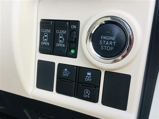 Gメイクアップ SAII 衝突被害軽減システム/両側パワースライドドア/純正7インチナビ/Bluetooth接続/フルセグTV/DVD再生可能/バックカメラ/スマートキー/プッシュスタートボタン/LEDヘッドライト(6枚目)