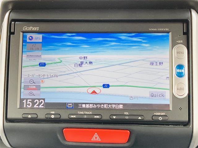 G・ターボLパッケージ シティブレーキアクティブシステム 純正7型ナビ ワンセグテレビ DVD Bluetooth バックカメラ ハーフレザーシート 両側電動スライド クルーズコントロール パドルシフト 純正15インチアルミ(9枚目)