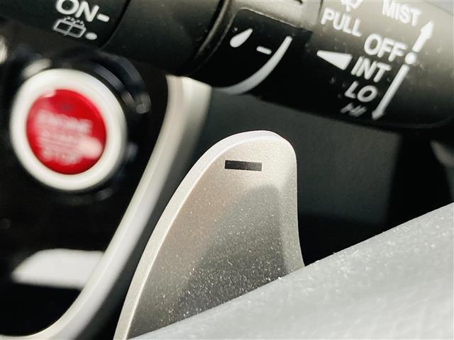 G・ターボLパッケージ シティブレーキアクティブシステム 純正7型ナビ ワンセグテレビ DVD Bluetooth バックカメラ ハーフレザーシート 両側電動スライド クルーズコントロール パドルシフト 純正15インチアルミ(15枚目)