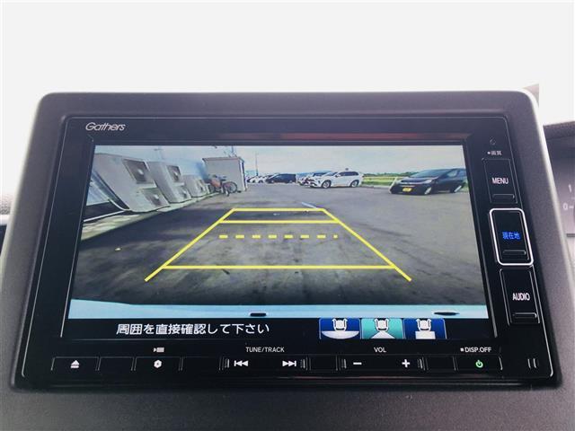 L 純正7インチナビ フルセグテレビ/DVD/Bluetooth バックカメラ 衝突軽減ブレーキ アダプティブクルースコントロール 先行車発進お知らせ 標識認識機能 片側パワースライド シートヒーター(5枚目)
