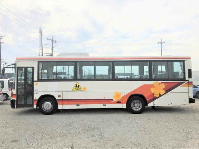 NoxPM法適合/RMスペースランナー中型バス(8枚目)