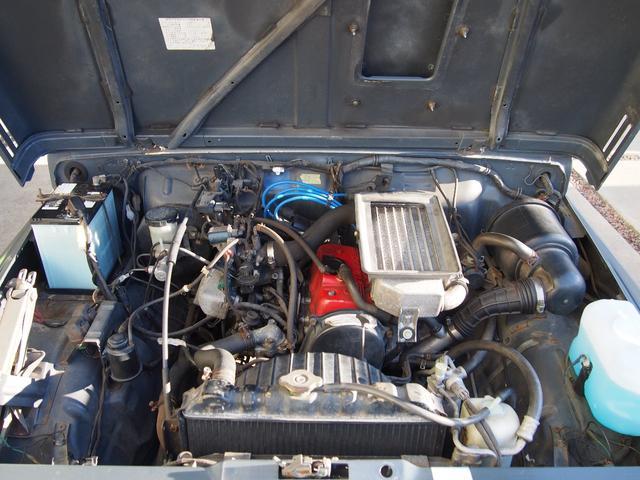 リビルトエンジン載せ替え済み、ほぼノーマルです