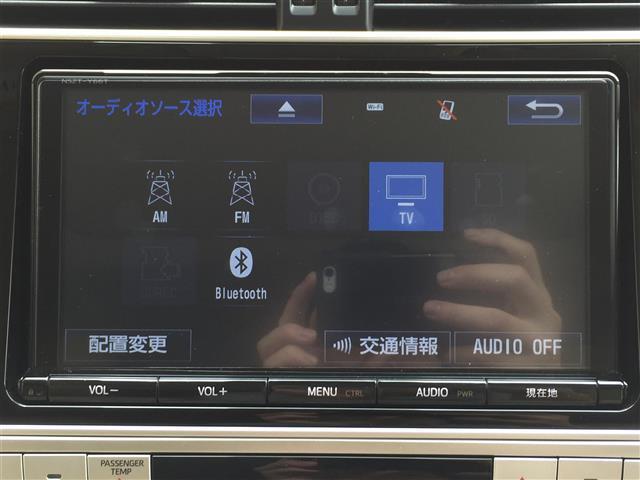 サンルーフ 純正9型SDナビ トヨタセーフティセンス(5枚目)