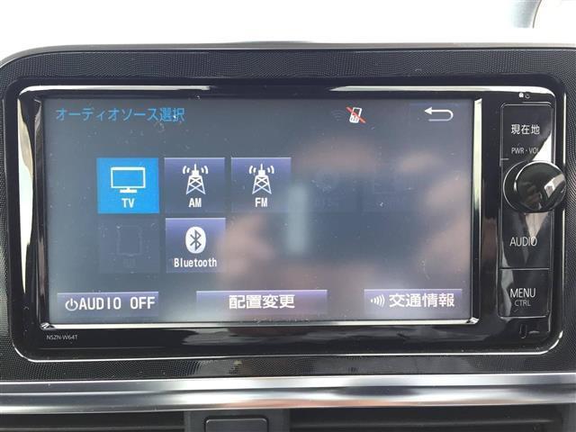 【純正7型SDナビ】CD/DVD/SD/フルセグTV/Bluetooth