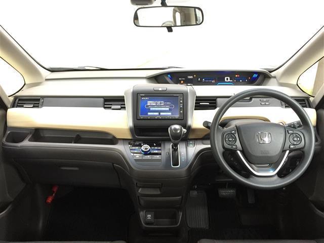 G ホンダセンシング 登録済未使用車 両側電動ドア 7型ナビ(2枚目)