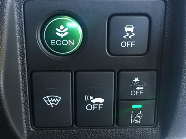 【ホンダセンシング】精度の高い検知能力で、車輌進行方向の状況を認識。ドライバーの意思と車両の状態を踏まえた適切な運転操作を判断し、多彩な機能で、より快適で安心なドライブをサポートします☆