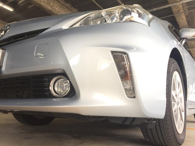 「トヨタ」「プリウスα」「ミニバン・ワンボックス」「広島県」の中古車61